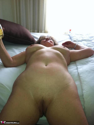 Shaved BBW Pussy