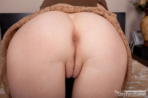 Shaved Pussy Ass